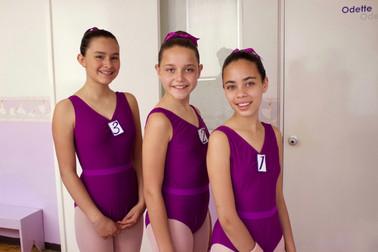 Exámenes RAD Ballet