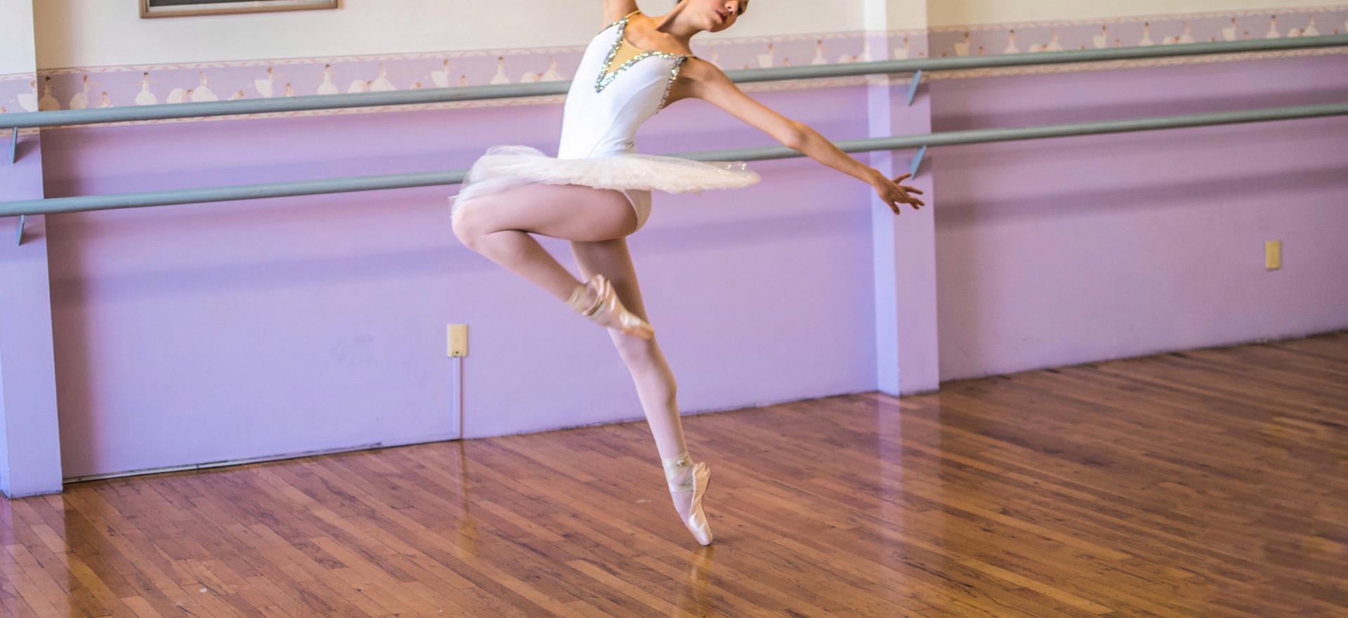 Tutú de ballet clásico