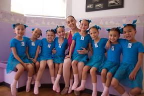 Examenes ballet RAD