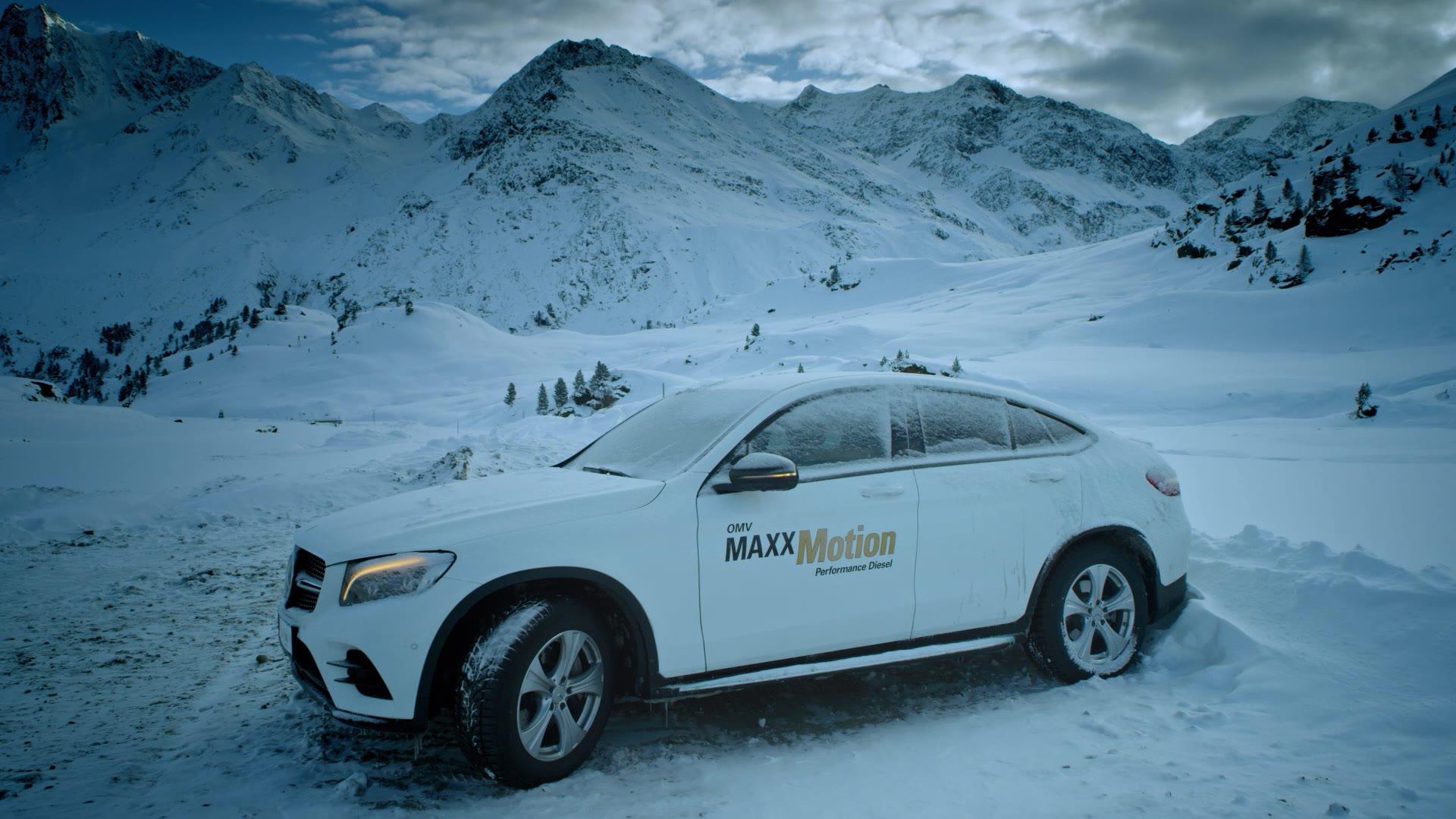 A MaxxMotion Diesel -40 °C-ig garantált védelmet nyújt.