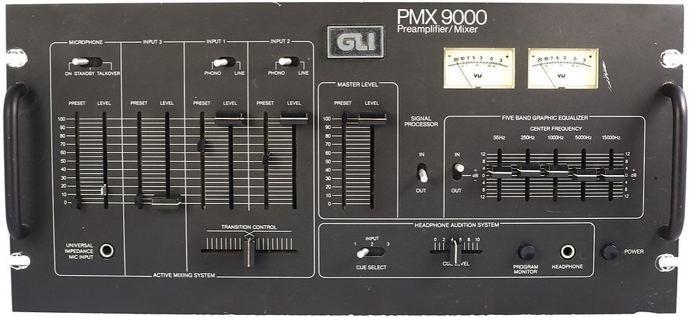 GLI PMX 7000 Mixer