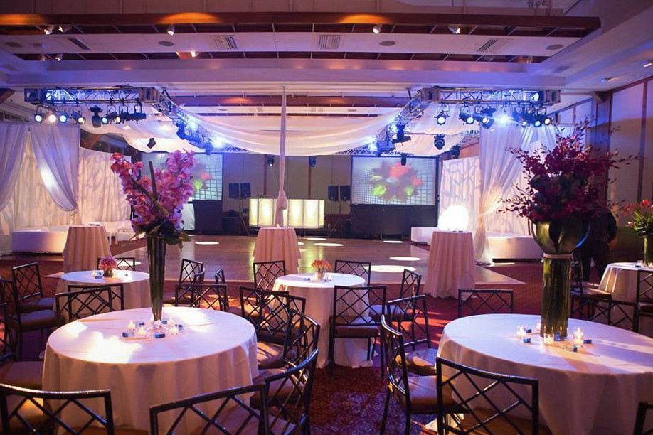 AV Rental System at a Private Party