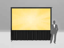 Front or Rear Projection: Which to Choose for Your Event