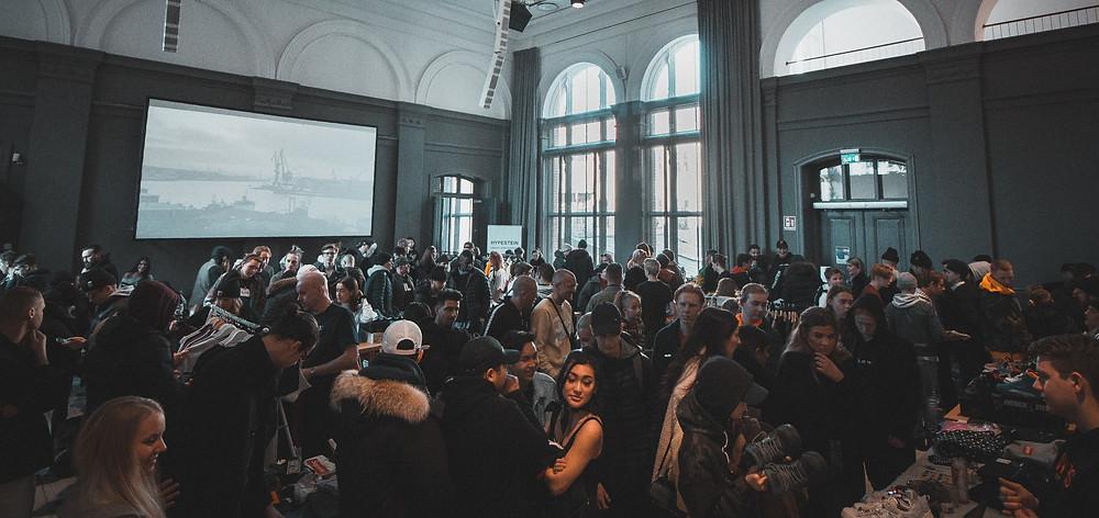 Event Gathering in Small Venue