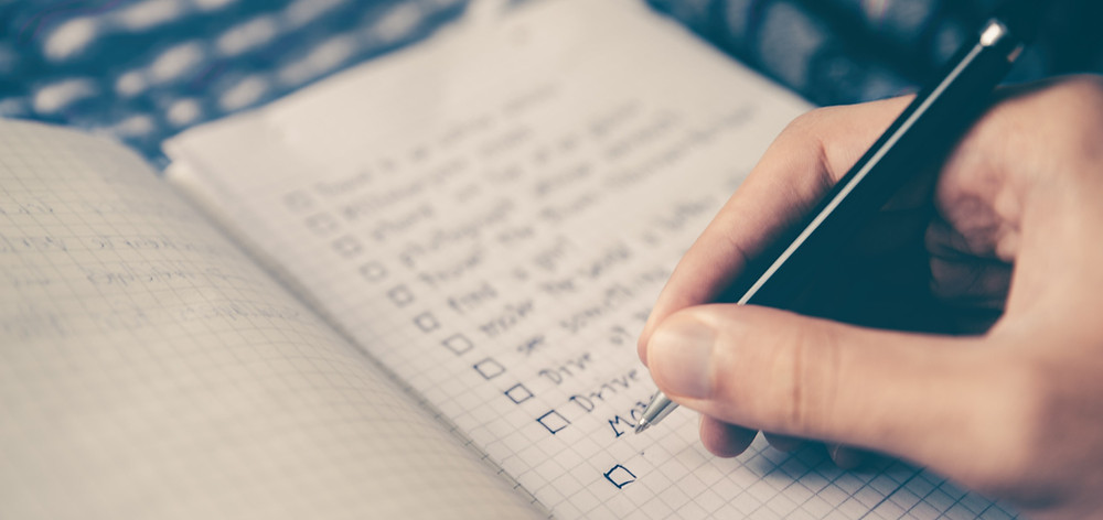 To-Do Checklist for Planning Events