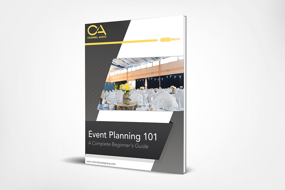 Event Planning 101 eBook cover