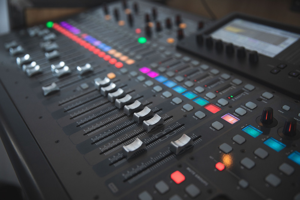 Behringer X32 Mixing Console Sound Board