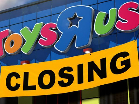 """The Demise of Toys """"R"""" Us—Is Amazon Really to Blame?"""
