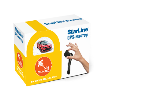StarLine ГЛОНАСС-GPS Мастер 6