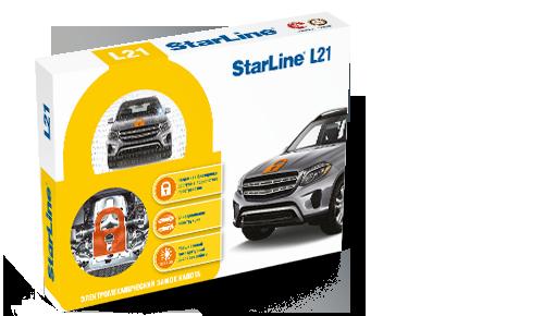 StarLine L21 Электромеханический замок капота