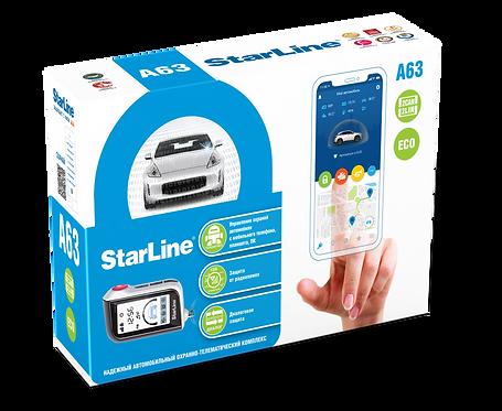 StarLine A63 2CAN+2LIN ECO