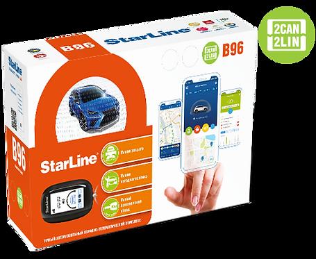 StarLine B96 2CAN+2LIN