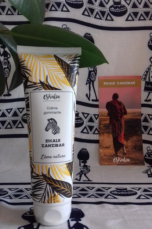 Eskalia - Crème Gommante Escale Zanzibar 250ml