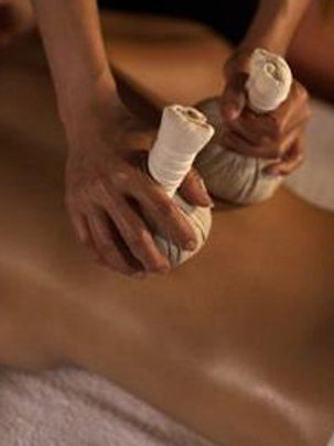 Massage aux Pochons 1h