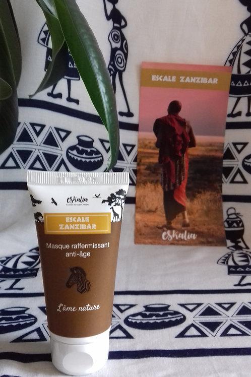 Eskalia- Masque Raffermissant Anti-Âge Escale Zanzibar 50ml