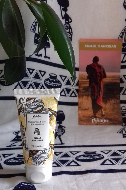 Eskalia - Crème Mains Ultra Réparatrice Escale Zanzibar 50ml