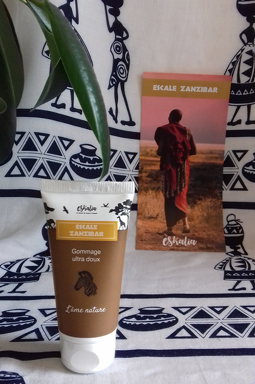 Eskalia - Gommage Visage Ultra Doux Escale Zanzibar 50ml