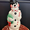 Thumbnail: Vintage Snowman Blow Mold