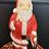 Thumbnail: Vintage Santa Blow Mold