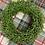 Thumbnail: 17 inch Glittery Faux Wreath