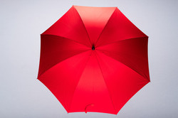 Golf Glasfiber Rød