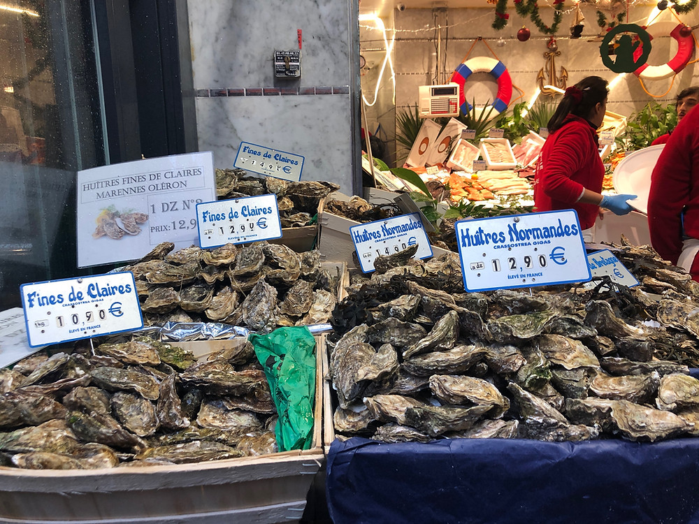 Best Oysters in France