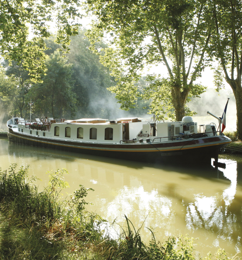 Belmond Luxury Barge France