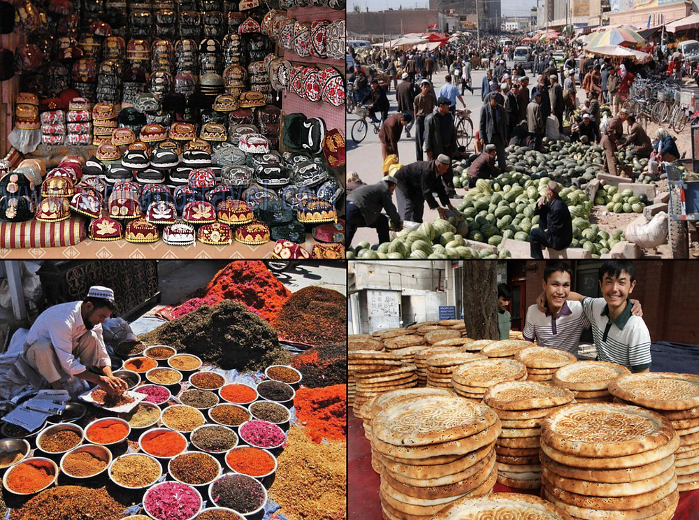 Kashgar Bazaar China