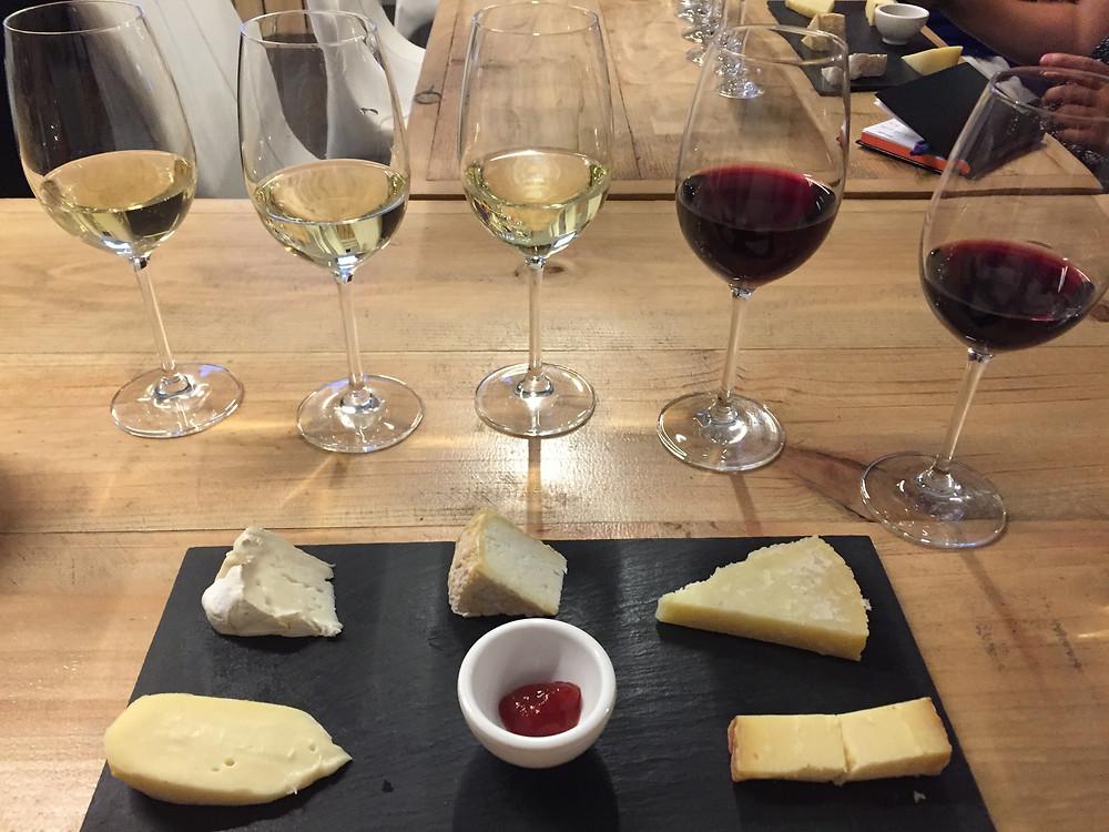 Wine Tasting at Vivinos Barcelona