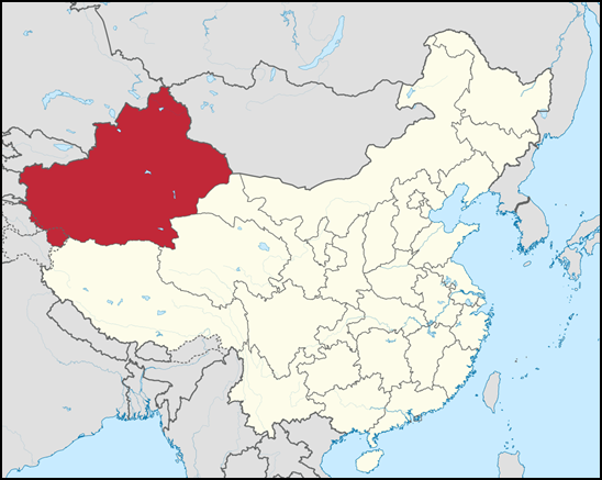 Xinjiang-Ulghur Autonomous Region China