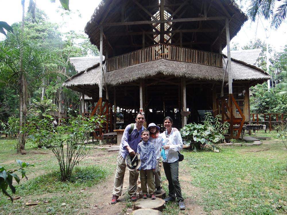 Refugios Amazones Lodge Peru