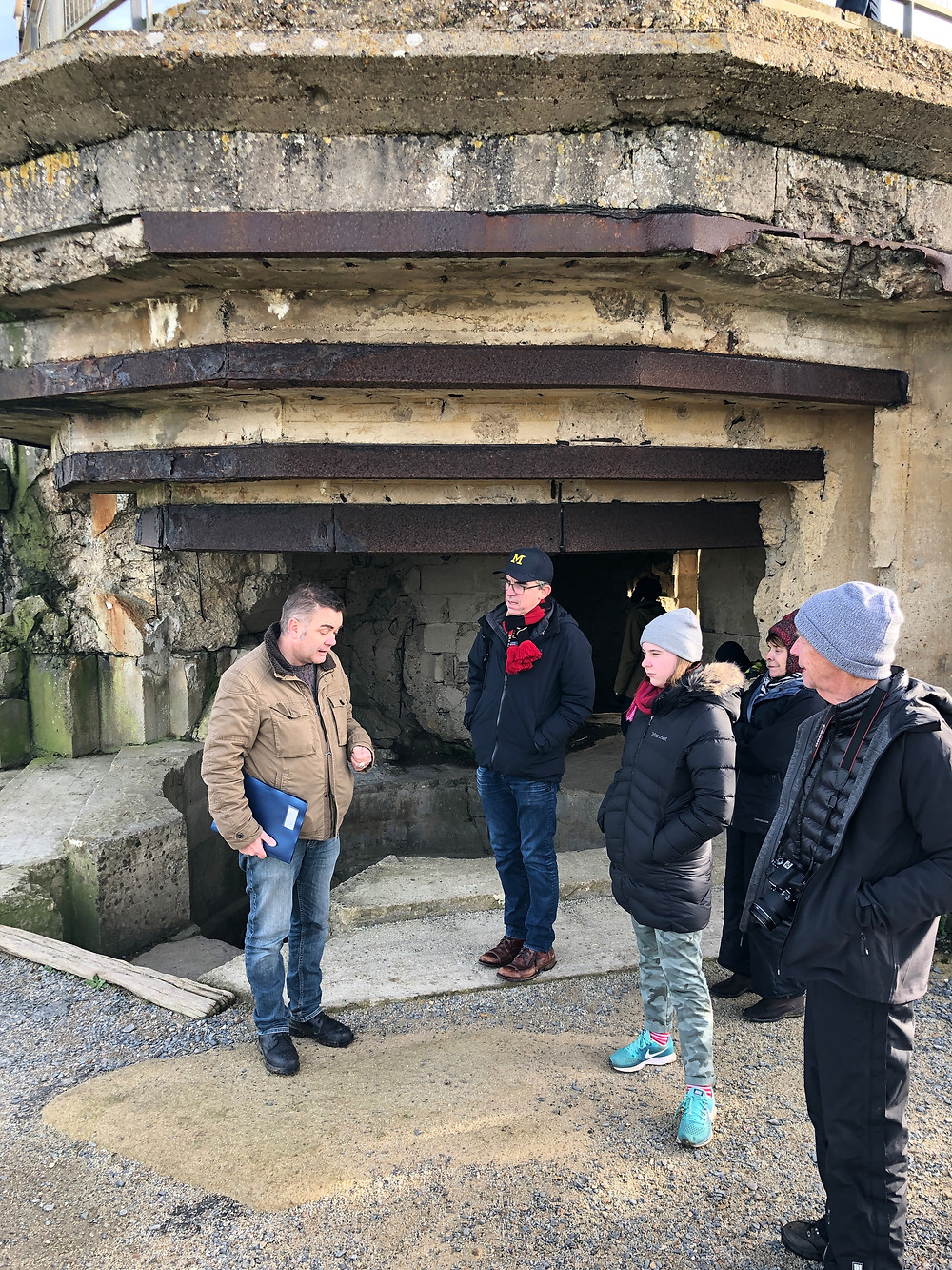 Tour of Normandy Beaches