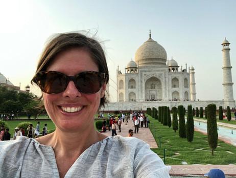 Taj Mahal:  Cultural Wonder