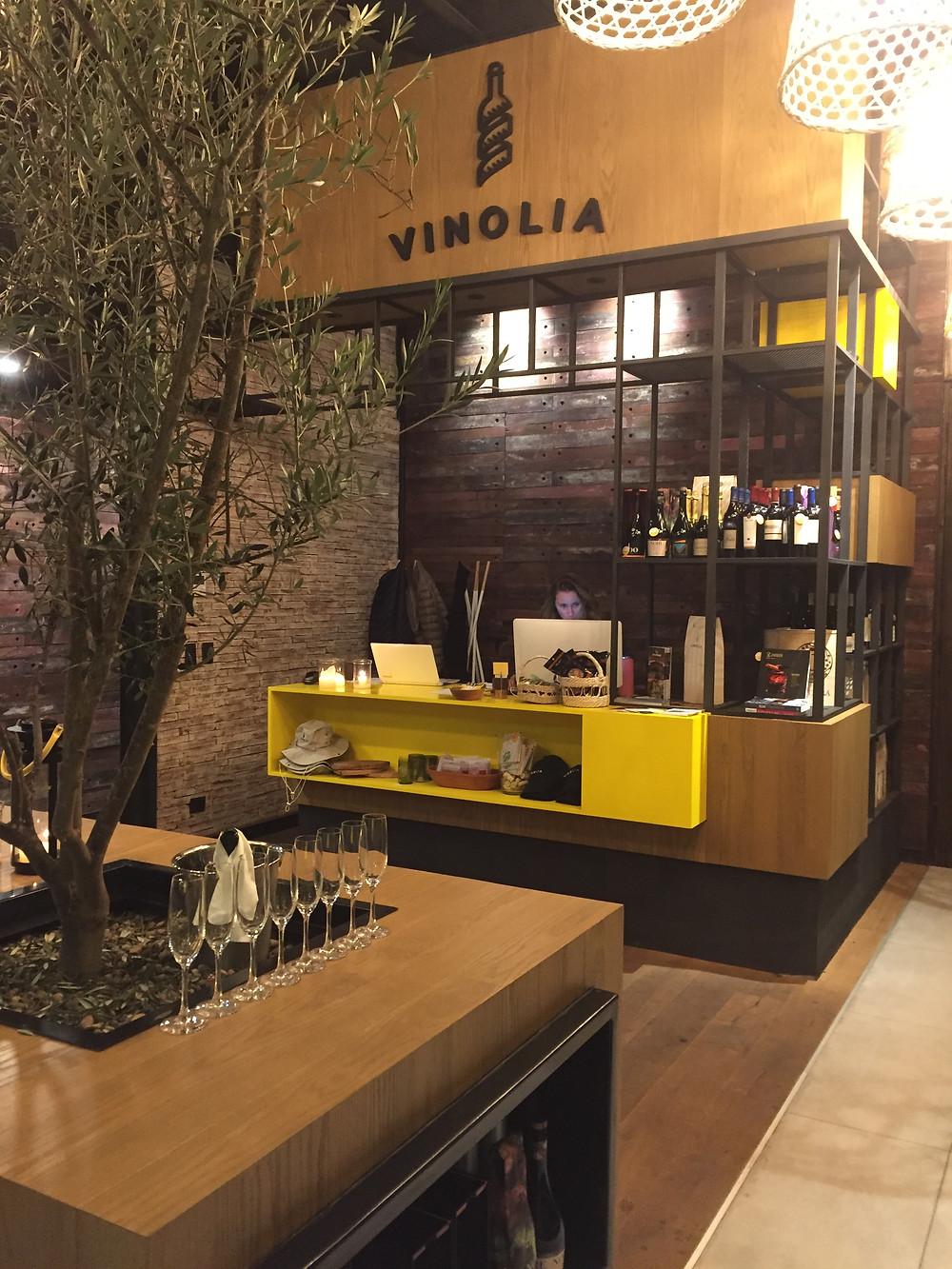Vinolia Wine Experience