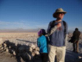 Atacama Salt Flats