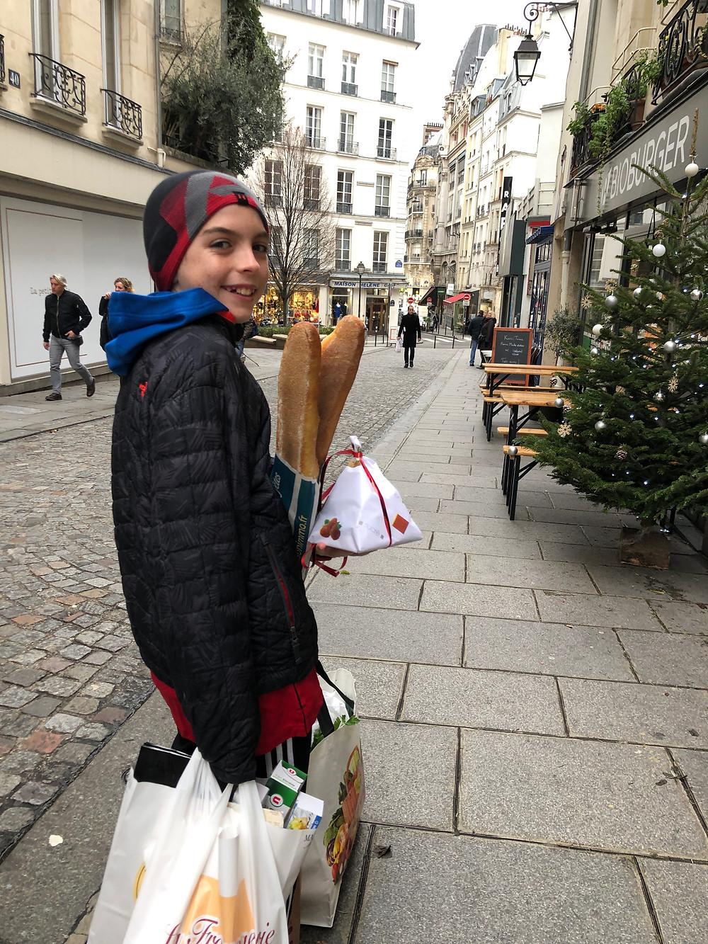 Best Paris Market Streets