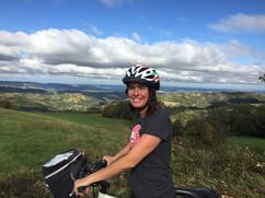 Biking in Northern Italy