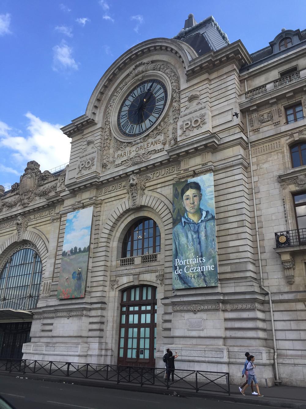 Musee d'Orsay Museum Paris France