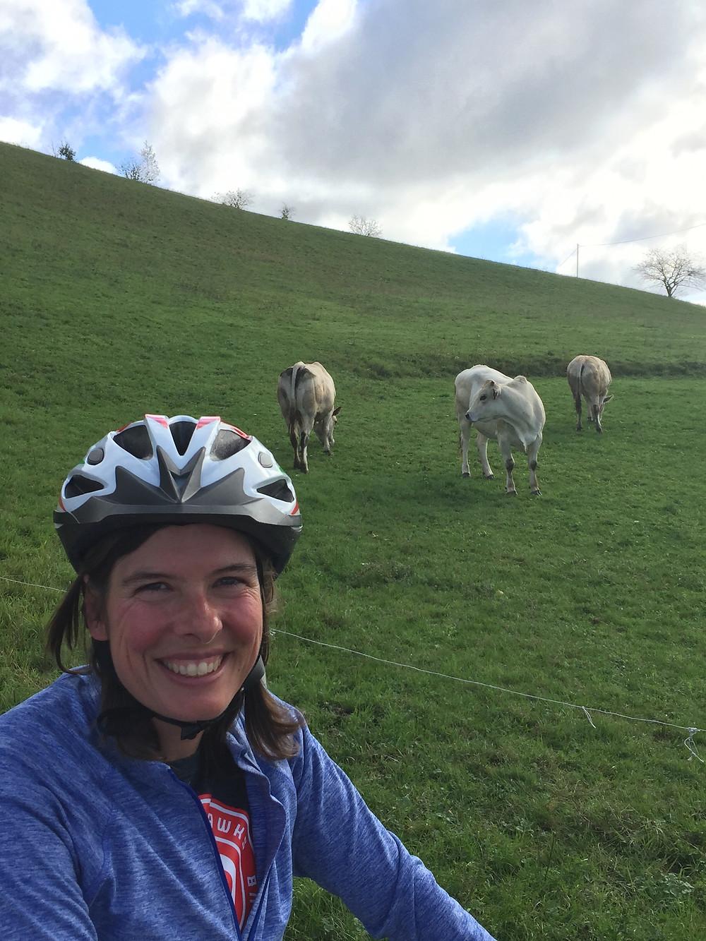 Biking in Piedmont Italy