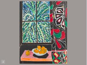Matisse In The Studio Boston Museum of Fine Arts