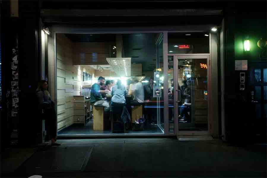 Momofuku Noodle Bar Gabriele Sabile Photographer