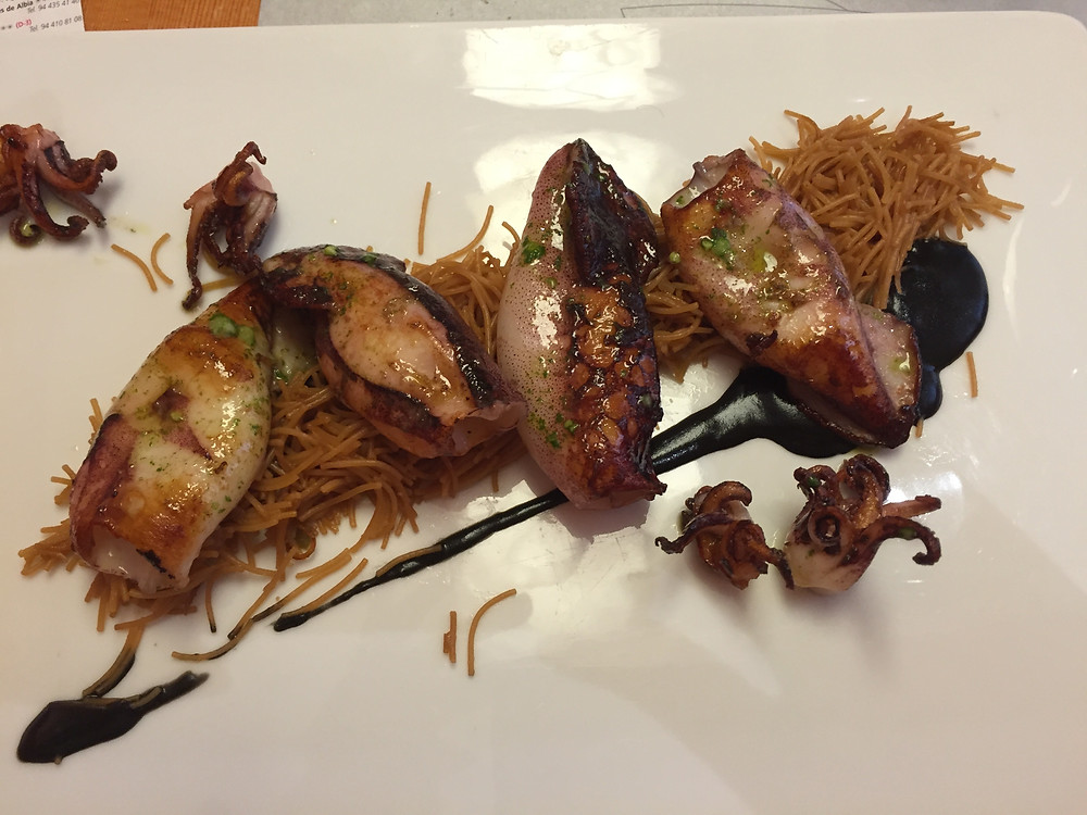 Food in Madrid Spain