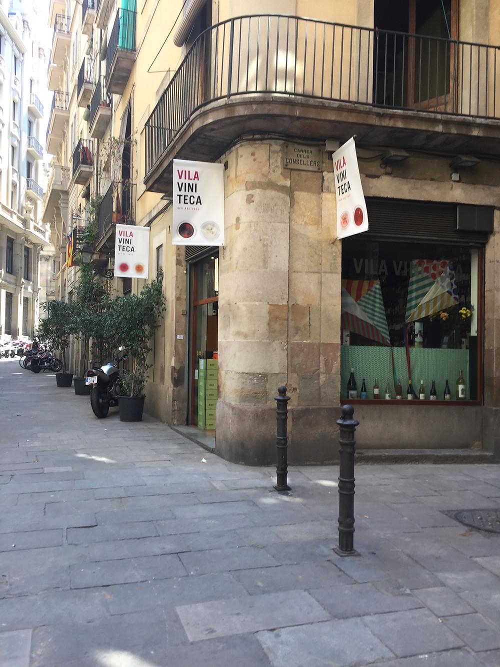 Vila Viniteca, El Born, Barcelona