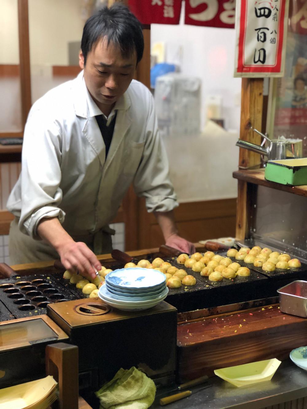Takoyaki Maker Osaka