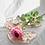 Thumbnail: Pink Blush in Bloom Tealight Holder