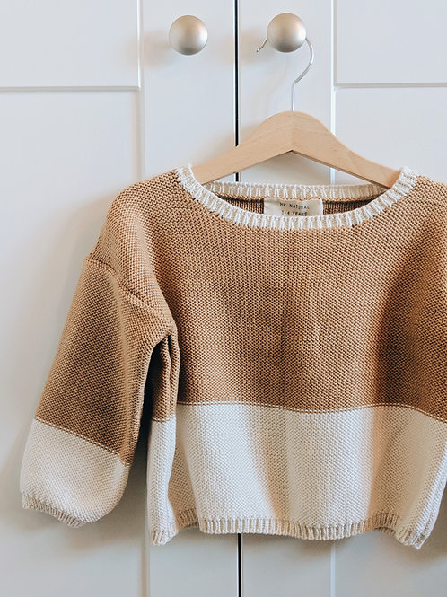 Yellow Cotton Jumper