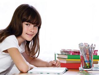 Importância do incentivo ao desempenho escolar das crianças