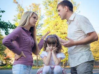 Como Lidar com os Filhos no Momento em que o Casal Decide pela Separação.