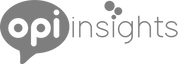 Logotipo Opi insights