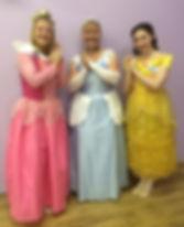 Camp Princesss